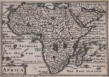 AFRICA  SMALL SPEED  VAN DEN KEERE