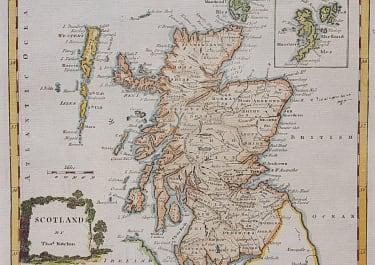 SCOTLAND  BY KITCHEN