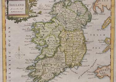 IRELAND BY T KITCHEN
