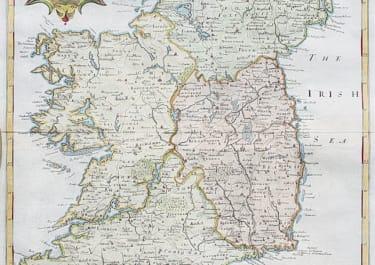 MORDEN'S MAP OF IRELAND