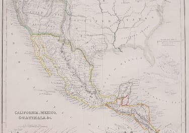 UPPER OR CALIFORNIA AND MEXICO BY DOWER