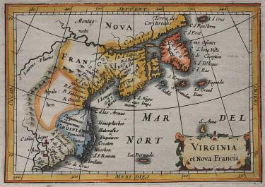 BERTIUS NORTH EAST OF THE AMERICAS