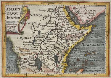 BERTIUS EAST AFRICA   PRESTER JOHN