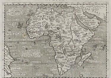 MAGINI'S MAP OF AFRICA