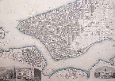 PLAN OF NEW YORK  SDUK