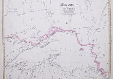 LAKE SUPERIOR  SDUK  1832