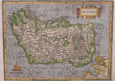 MERCATOR HONDIUS IRELAND