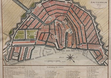 PLAN OF AMSTERDAM