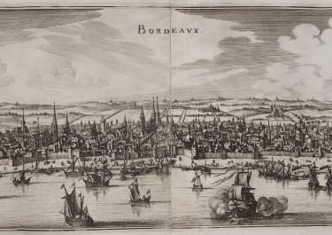 MERIAN PANORAMA OF BORDEAUX
