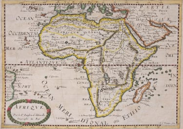 AFRICA   SANSON