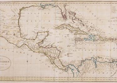 GUTHRIES WEST INDIES 1785