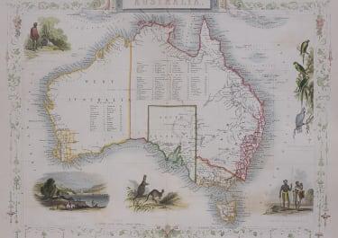 AUSTRALIA   TALLIS