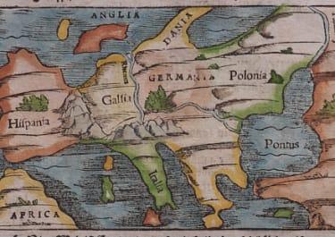MUNSTER EUROPA  1570