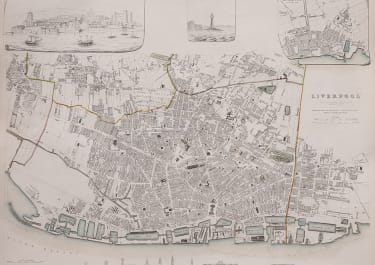 LIVERPOOL  PLAN BY  S.D.U.K.