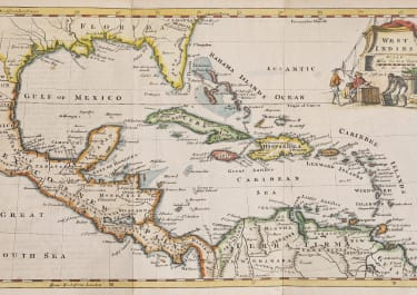 WEST INDIES FLORIDA  JEFFERYS