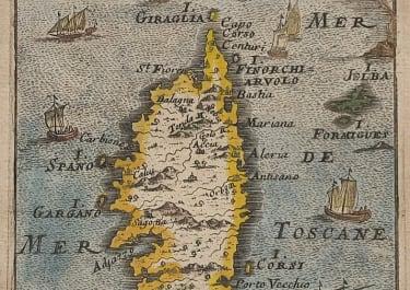 CORSICA MALLET 1683
