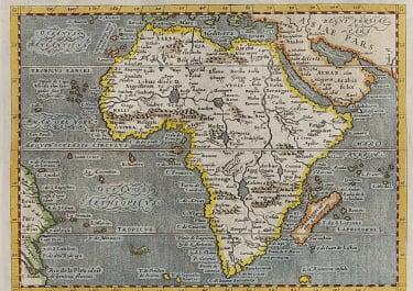 MAGINI MAP OF AFRICA