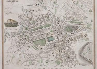 MEYERS PLAN OF EDINBURGH