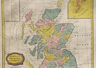 SCOTLAND   1806