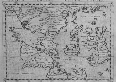SUPERB RUSCELLI OF SUMATRA  JAVA AND INDO CHIONA AFTER GASTALDI 1561