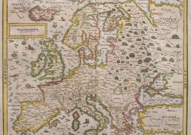 MUNSTER  FOLIO EUROPE  1588