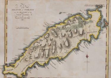 TOBAGO  BRYAN  EDWARDS AND STOCKDALE 1799