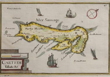 TASSIN ISLE DE RE  SCARCE MINT  1634