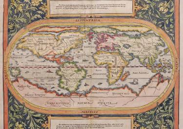 MUNSTER WORLD MAP