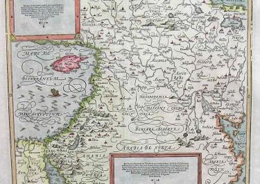 SYRIA/CYPERN/PALESTINA/MESOPOTOMIA/BABYLONIA