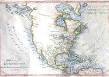 (NORTH AMERICA)AMERIQUE SEPTENTRIONALE