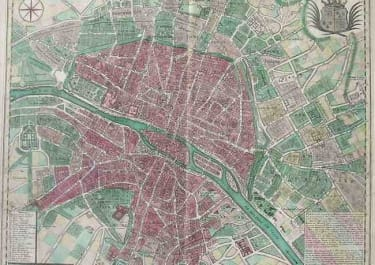 (PARIS) LE PLAN DE PARIS