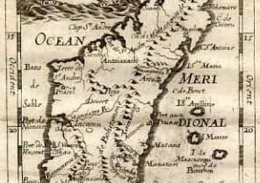 MADAGASCAR ISLE DE MADAGASCAR