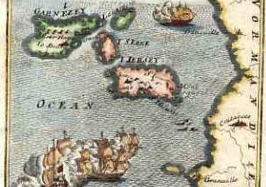 CHANNEL ISLANDS I DE JERSEY ET DE GARNSEY