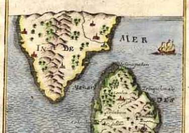 ISLE DE CEYLAN