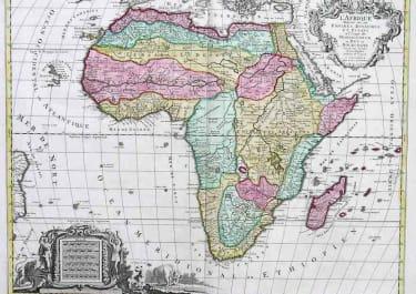 L'AFRIQUE DIVISEE EN SES EMPIRES ROYAUMES