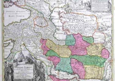 IRAN PERSIA 'IMPERII PERSICI'
