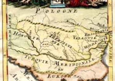 DANUBE TURQUIE SEPTENTRIONALE EN EUROPE
