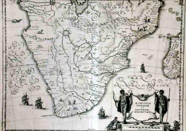 SOUTH AFRICA AETHIOPIA INFERIOR