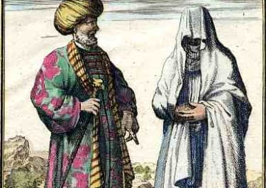 NATIONAL COSTUME EGYPTIANS