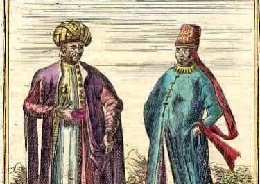 NATIONAL COSTUME ARABS ARABES