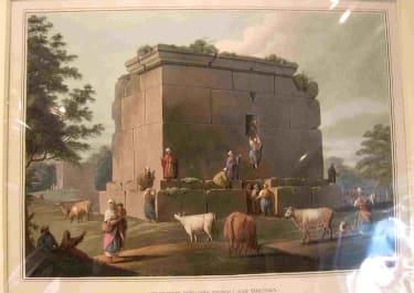 ORIENTALISM MONUMENT BETWEEN TRIPOLI AND TORTOSA