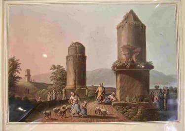 ORIENTALISM MONUMENTS NEAR TORTOSA 2