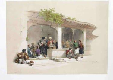 THE COFFEE-SHOP CAIRO