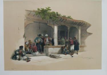 CAIRO THE COFFEE SHOP OF CAIRO