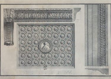 ARCHITECTURE WOOD'S PALMYRA PLATE VIII