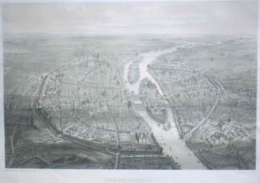 PARIS SOUS FRANCOIS 1er