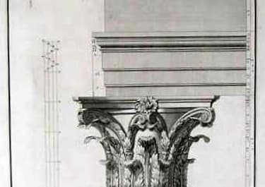 (ARCHITECTURE) PLATE XXXVIII