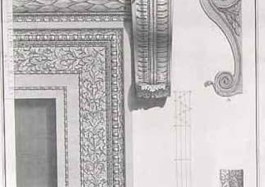 ARCHITECTURE PLATE LIV