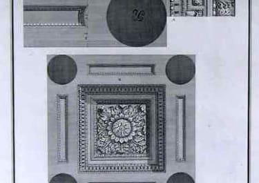 ARCHITECTURE PLATE XXXIV