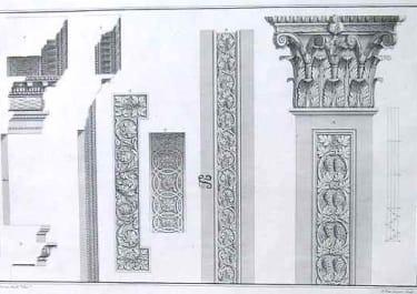 ARCHITECTURE PLATE LI